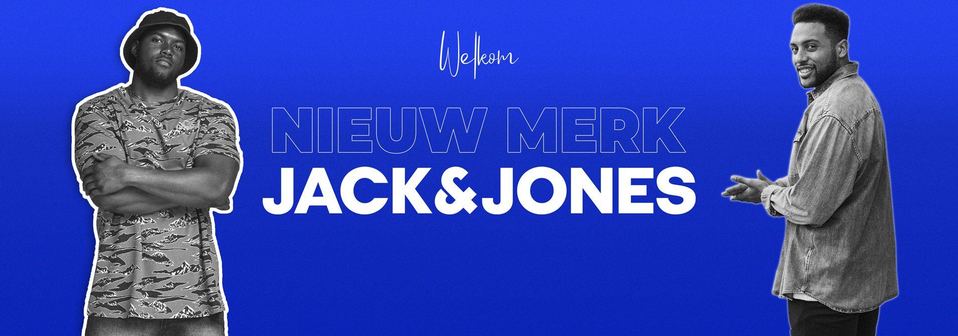 Plus size Jack & Jones