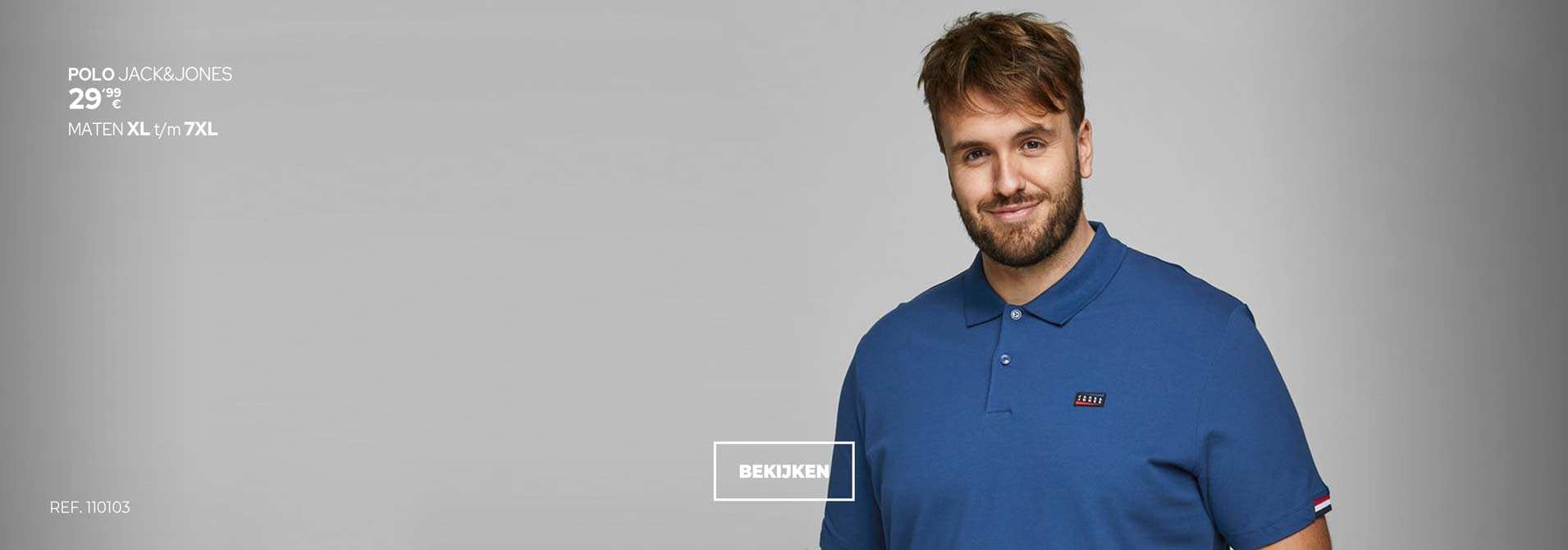 Jack & Jones Plus size collection