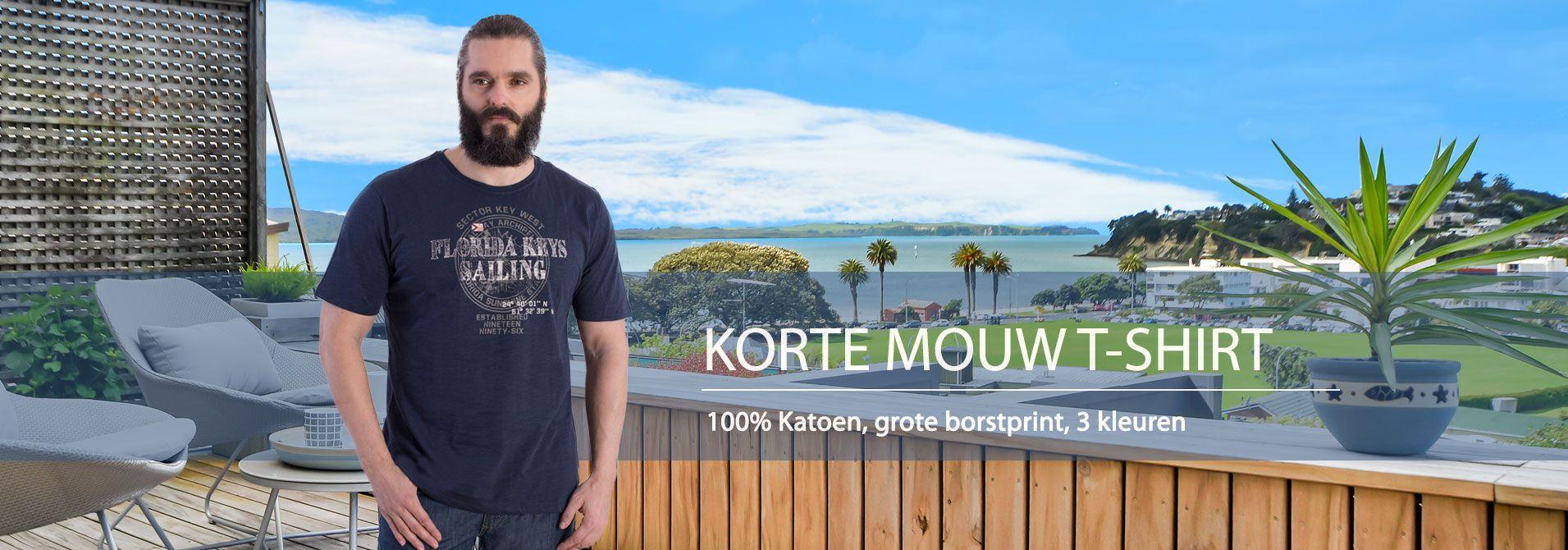 Grote maten t-shirt Kitaro