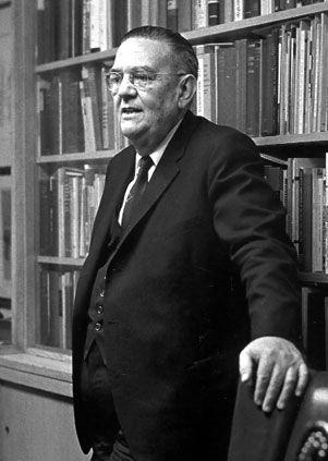 Amerikaans econoom George Taylor